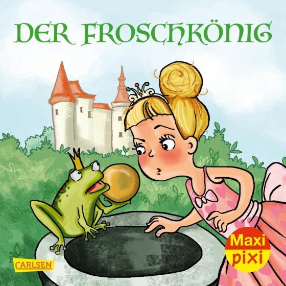 Cover-Bild Maxi Pixi 339: Der Froschkönig