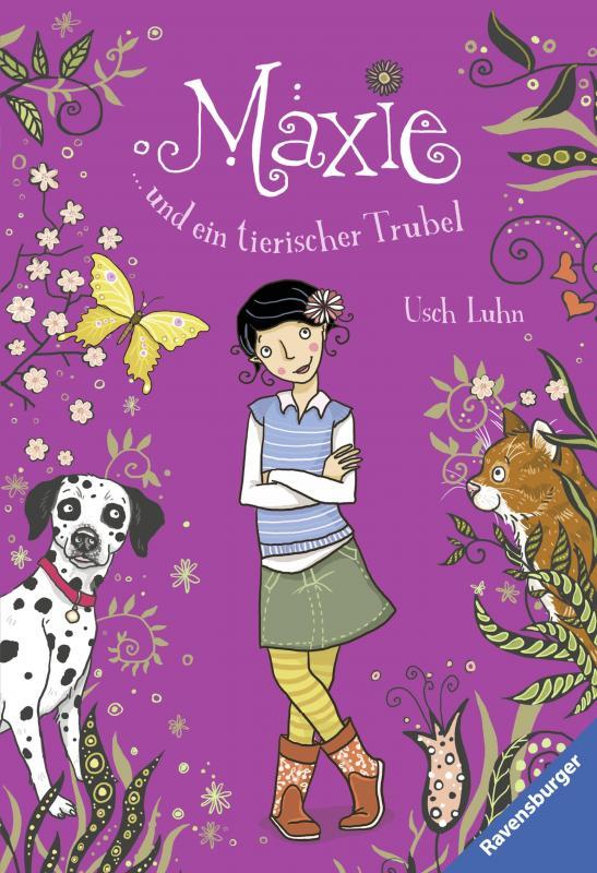 Cover-Bild Maxie und ein tierischer Trubel