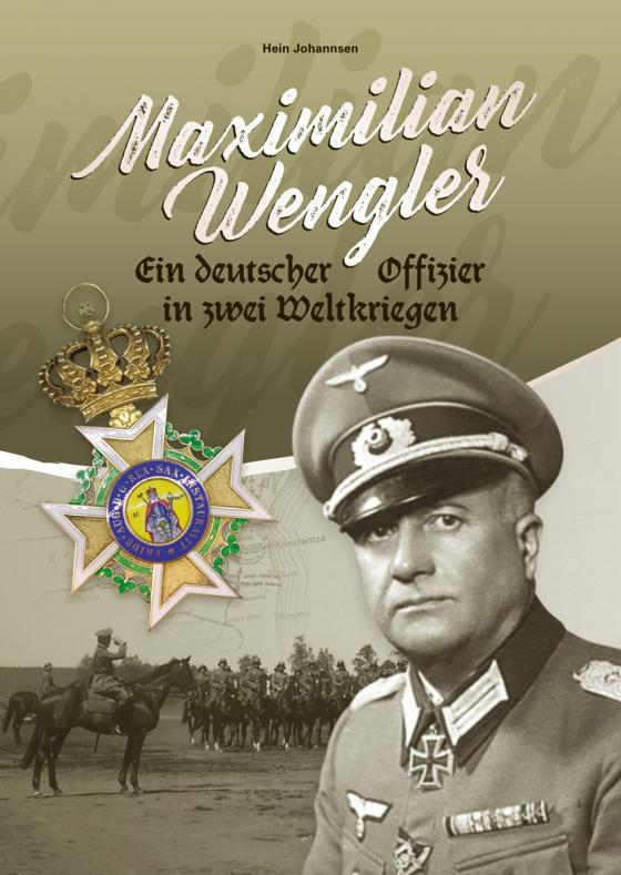 Cover-Bild Maximilian Wengler