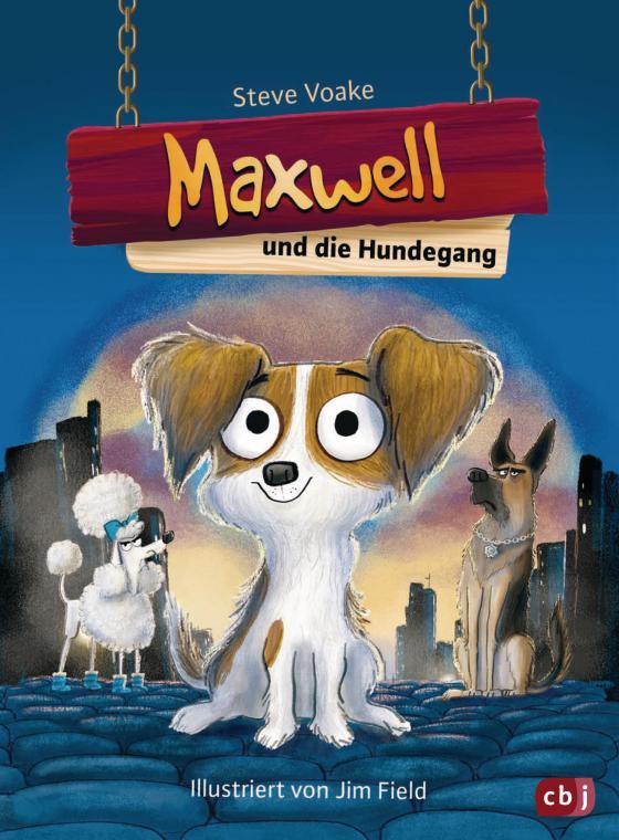 Cover-Bild Maxwell und die Hundegang