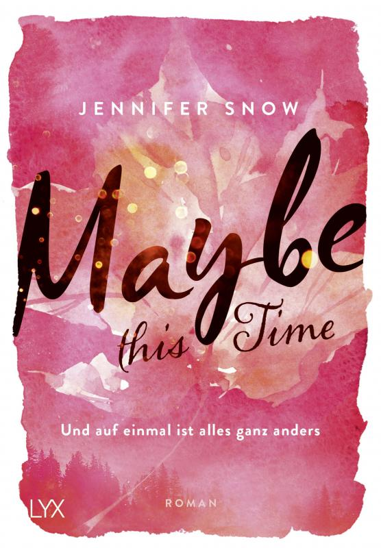 Cover-Bild Maybe this Time - Und auf einmal ist alles ganz anders