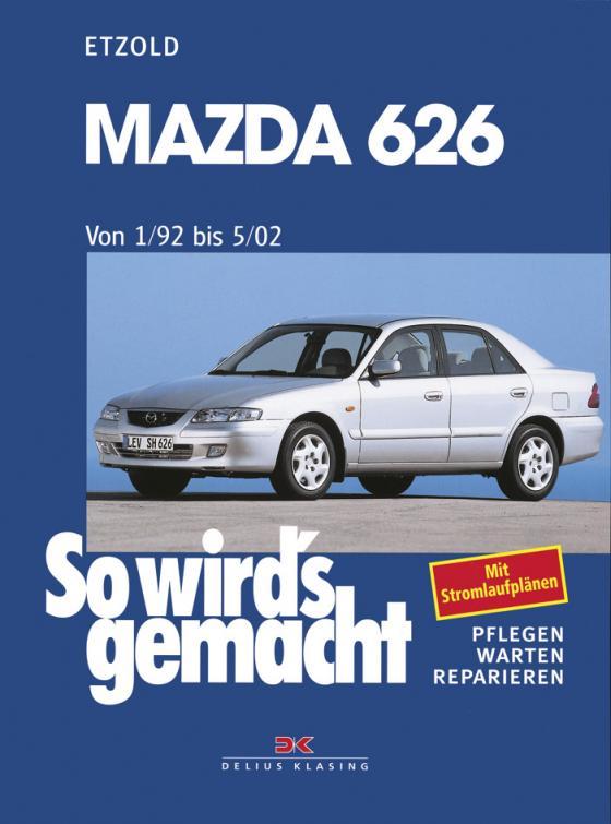 Cover-Bild Mazda 626 von 1/92 bis 5/02