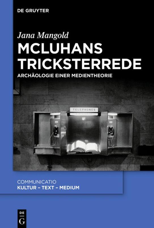 Cover-Bild McLuhans Tricksterrede