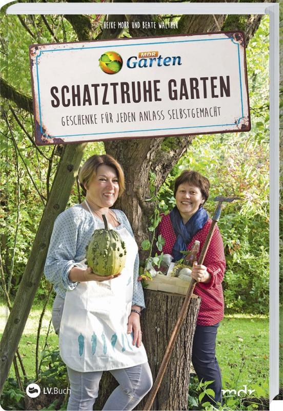 Cover-Bild MDR Garten - Schatztruhe Garten