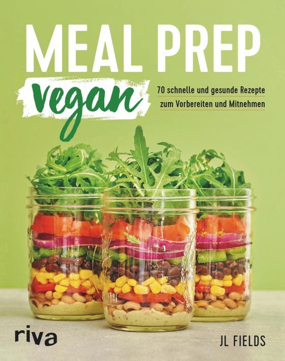 Cover-Bild Meal Prep vegan