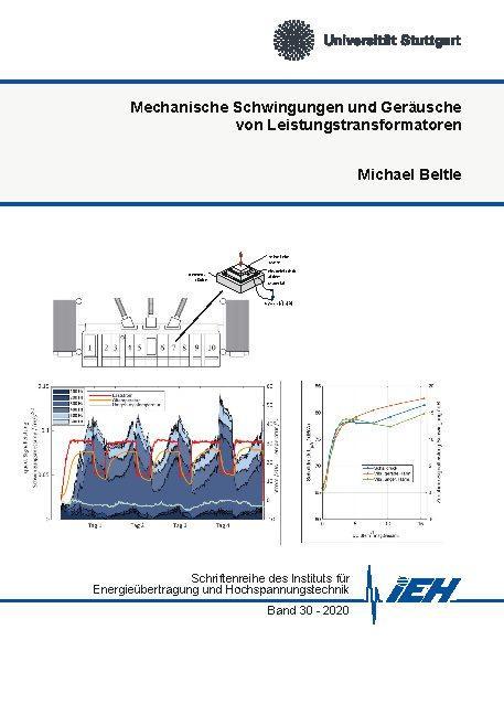 Cover-Bild Mechanische Schwingungen und Geräusche von Leistungstransformatoren