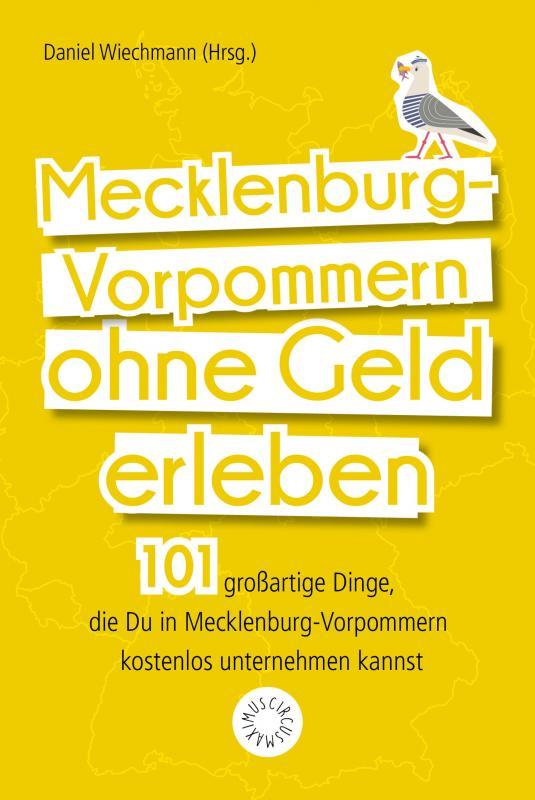 Cover-Bild Mecklenburg-Vorpommern ohne Geld erleben