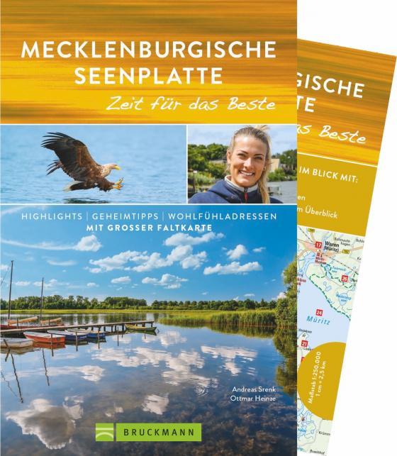 Cover-Bild Mecklenburgische Seenplatte – Zeit für das Beste