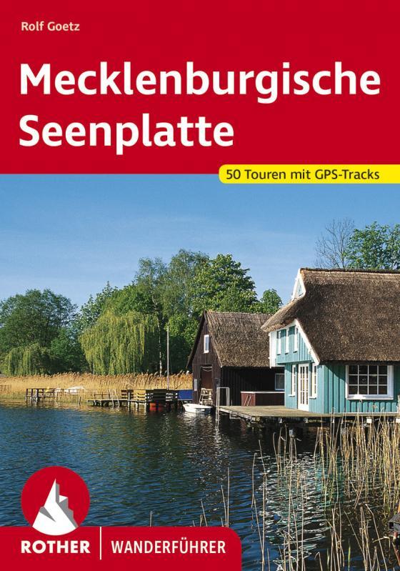Cover-Bild Mecklenburgische Seenplatte