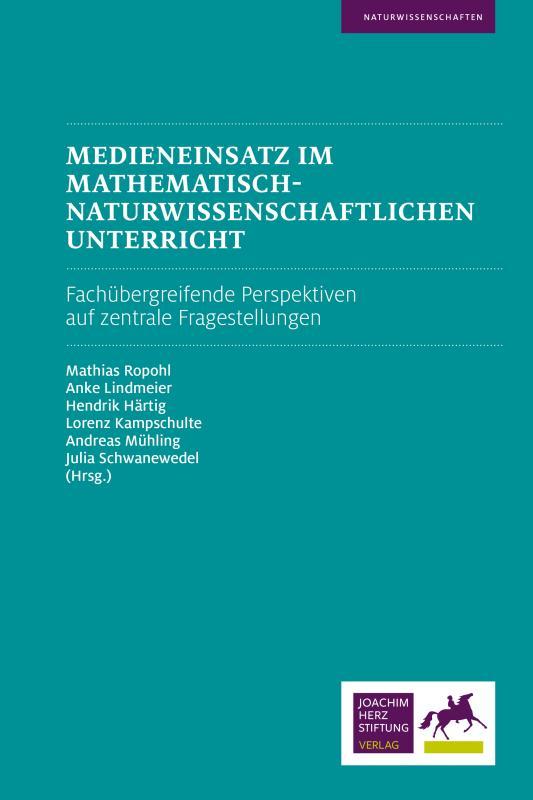 Cover-Bild Medieneinsatz im mathematisch-naturwissenschaftlichen Unterricht