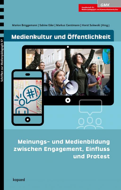 Cover-Bild Medienkultur und Öffentlichkeit