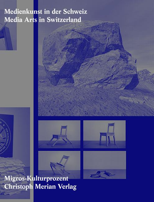 Cover-Bild Medienkunst in der Schweiz/ Media Arts in Switzerland