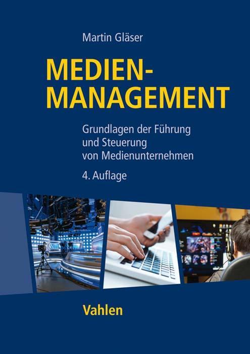 Cover-Bild Medienmanagement