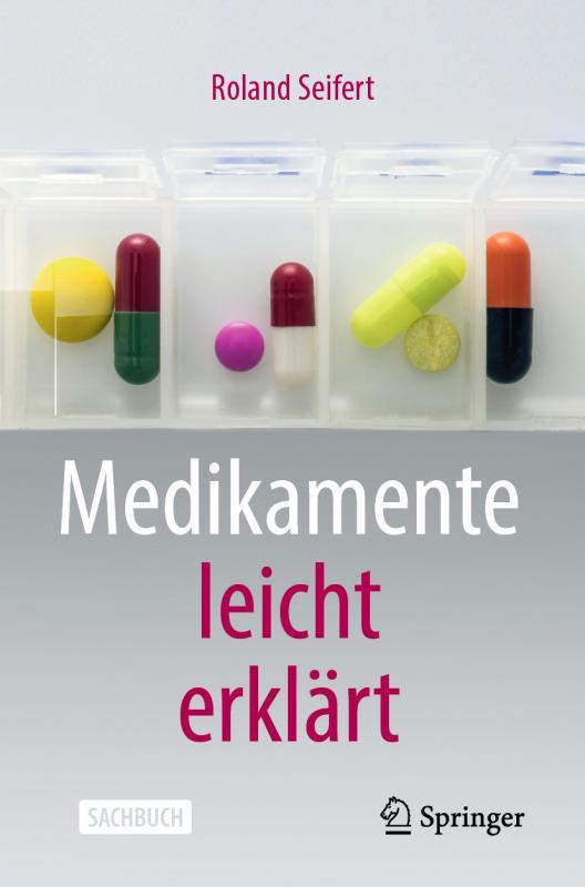 Cover-Bild Medikamente leicht erklärt