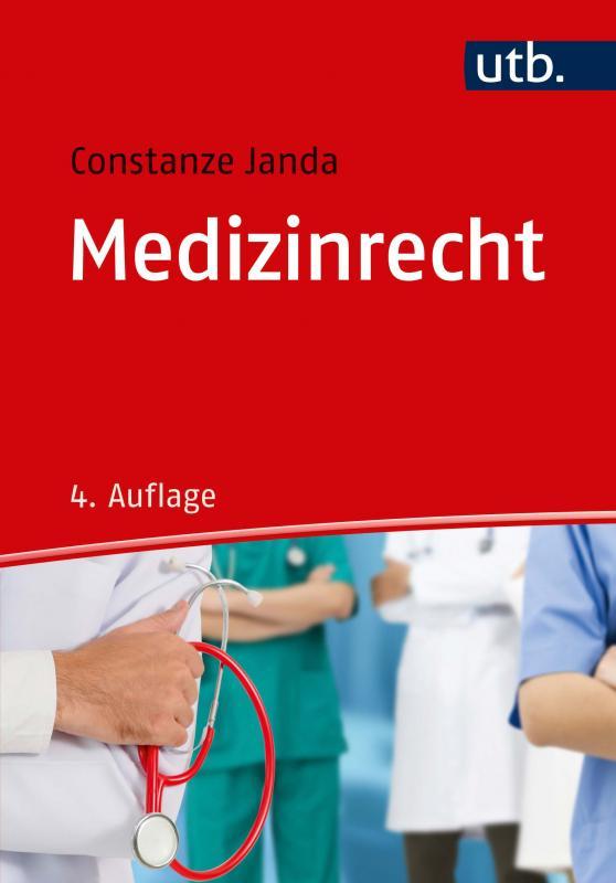 Cover-Bild Medizinrecht