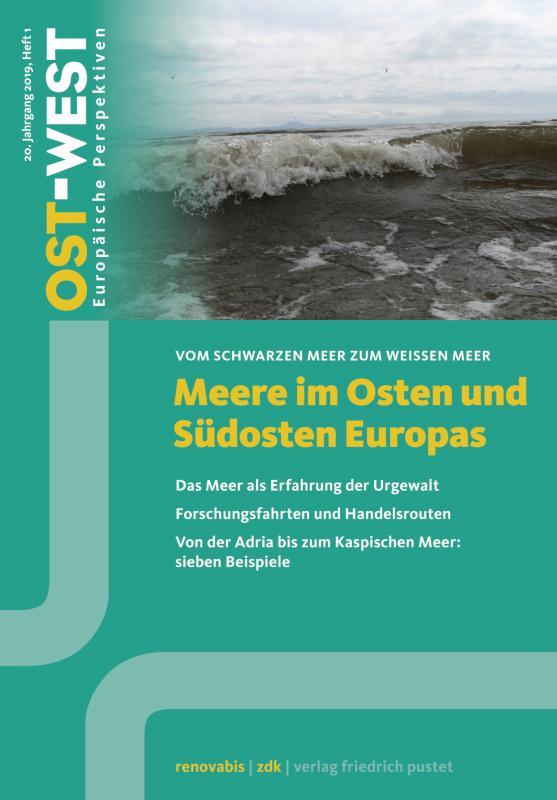 Cover-Bild Meere im Osten und Südosten Europas