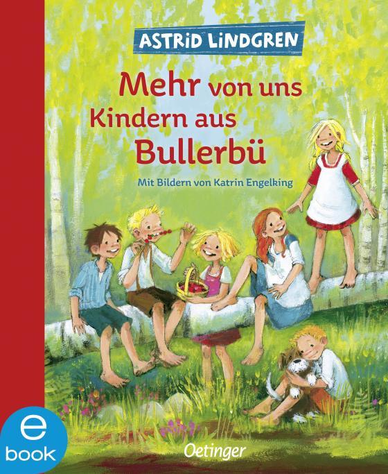 Cover-Bild Mehr von uns Kindern aus Bullerbü