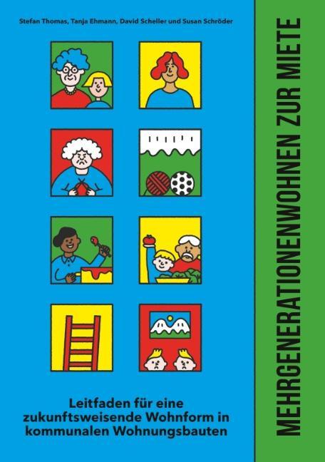 Cover-Bild Mehrgenerationenwohnen zur Miete