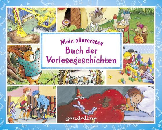 Cover-Bild Mein allererstes Buch der Vorlesegeschichten