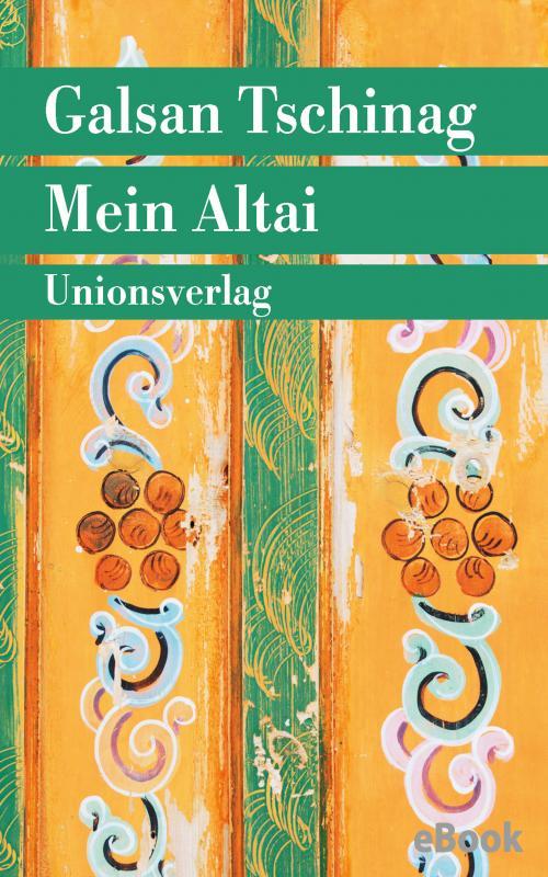 Cover-Bild Mein Altai