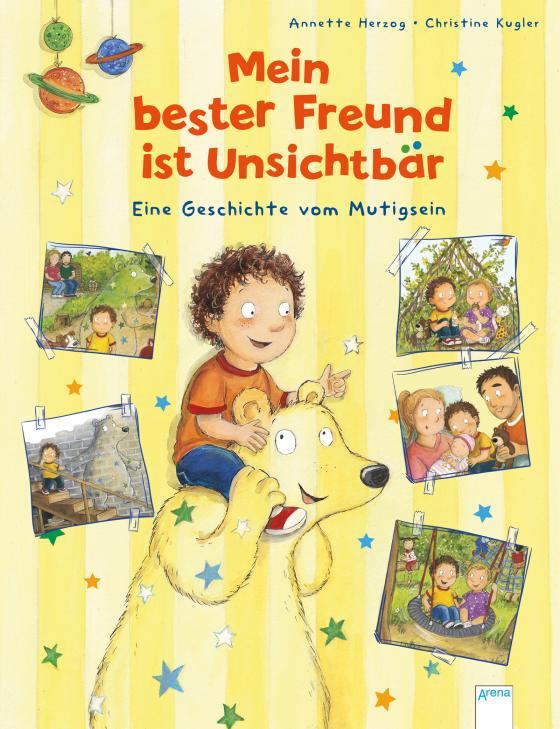 Cover-Bild Mein bester Freund ist Unsichtbär