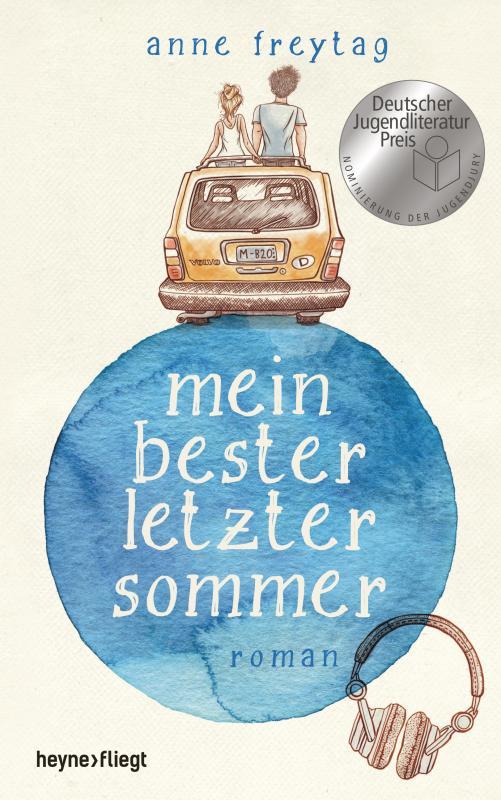 Cover-Bild Mein bester letzter Sommer