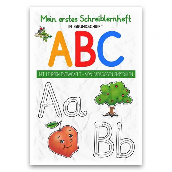Cover-Bild Mein buntes Kinder-ABC Grundschrift