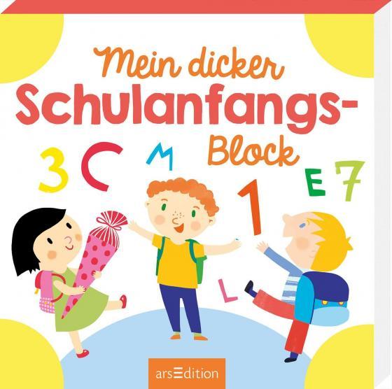 Cover-Bild Mein dicker Schulanfangs-Block