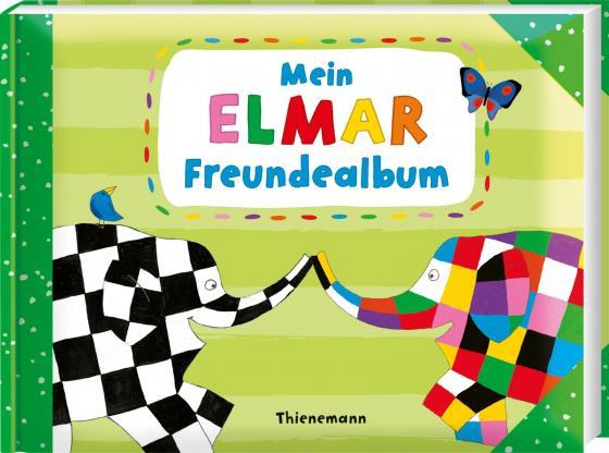 Cover-Bild Mein Elmar Freundealbum