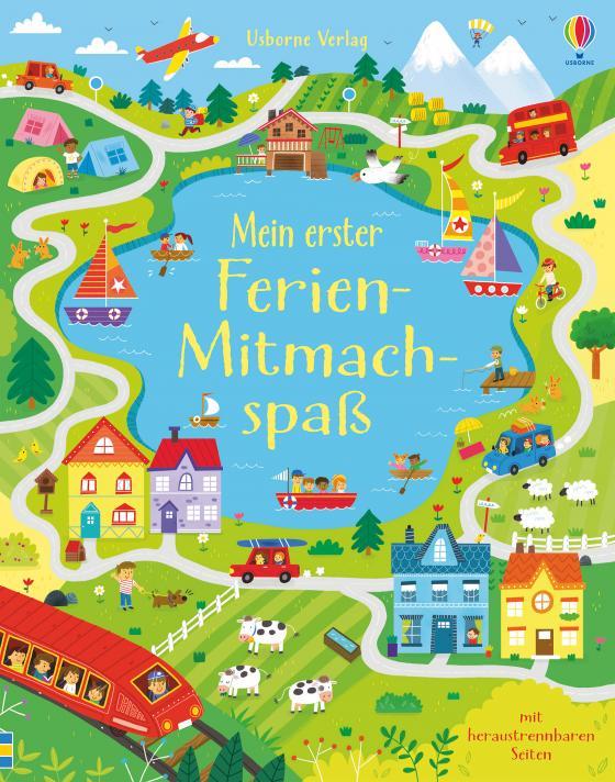 Cover-Bild Mein erster Ferien-Mitmachspaß