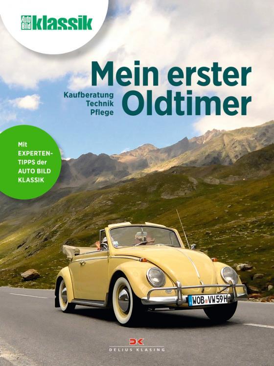 Cover-Bild Mein erster Oldtimer
