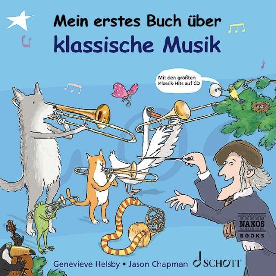 Cover-Bild Mein erstes Buch über klassische Musik