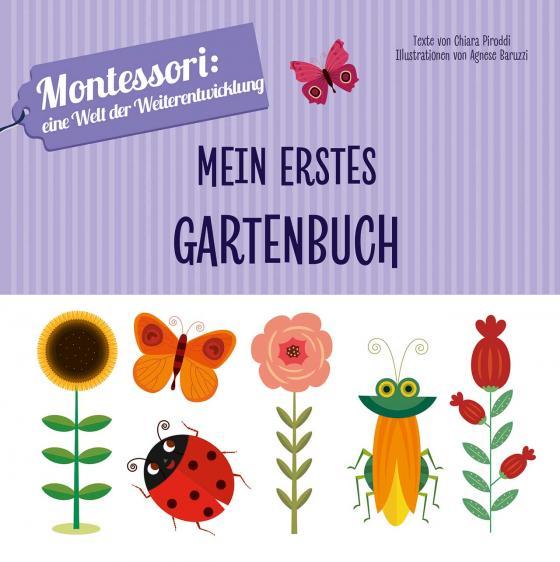 Cover-Bild Mein erstes Gartenbuch