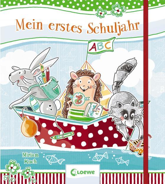 Cover-Bild Mein erstes Schuljahr