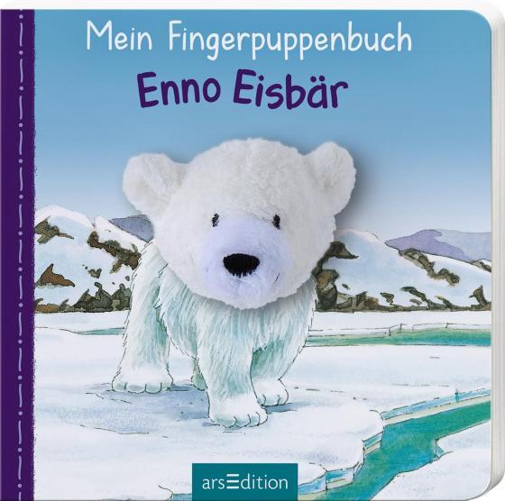 Cover-Bild Mein Fingerpuppenbuch - Enno Eisbär