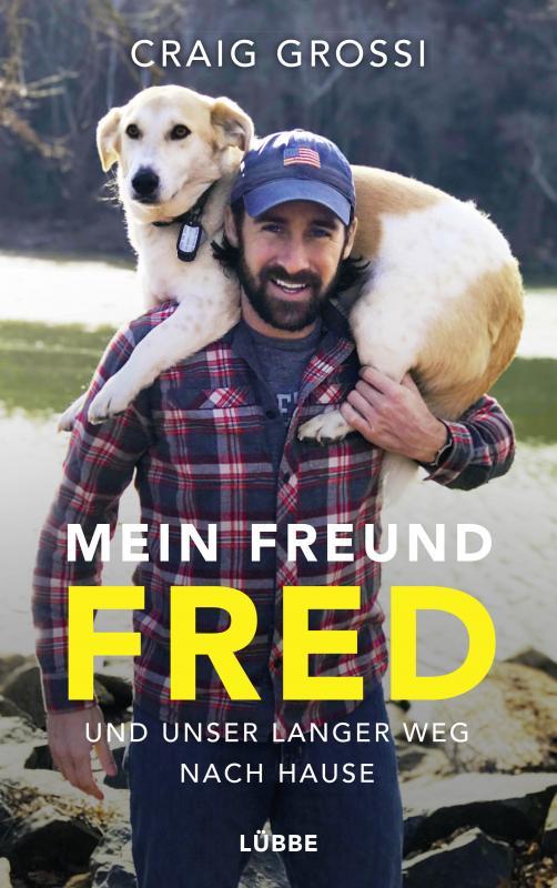 Cover-Bild Mein Freund Fred und unser langer Weg nach Hause