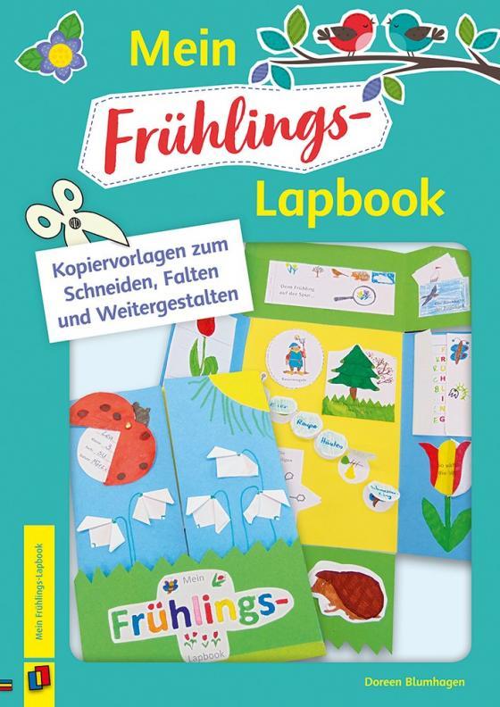 Cover-Bild Mein Frühlings-Lapbook