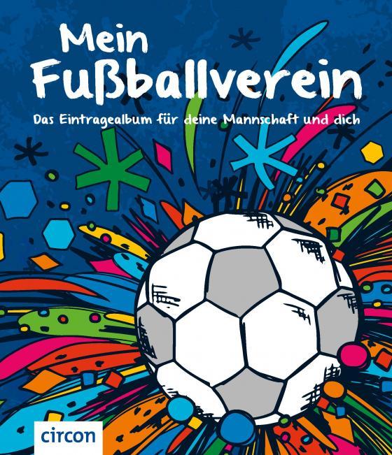 Cover-Bild Mein Fußballverein