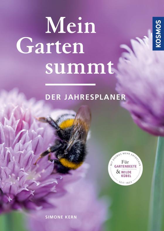 Cover-Bild Mein Garten summt - der Jahresplaner