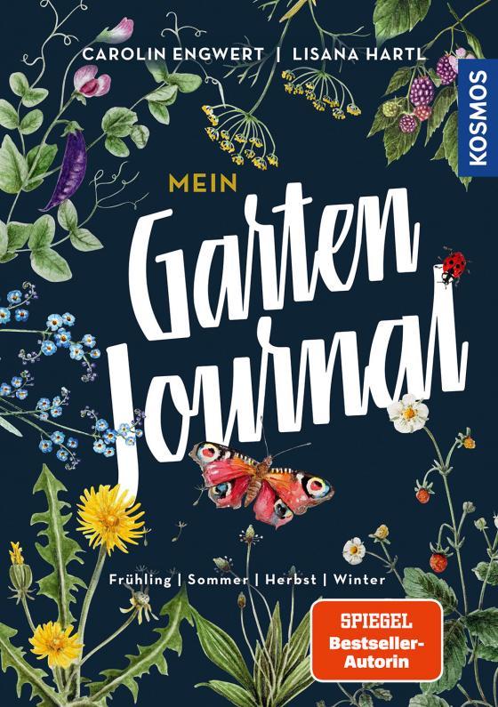 Cover-Bild Mein Gartenjournal