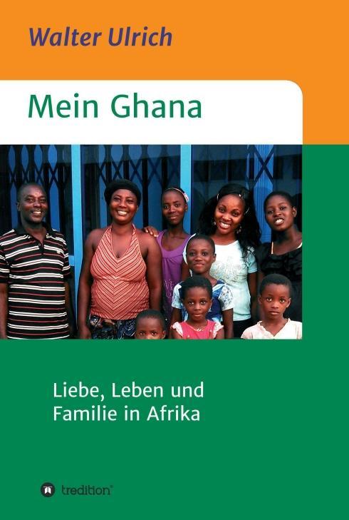 Cover-Bild Mein Ghana