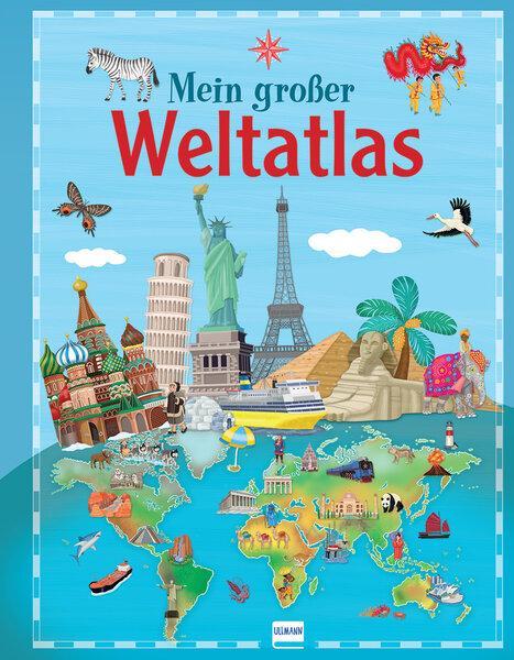 Cover-Bild Mein großer Weltatlas