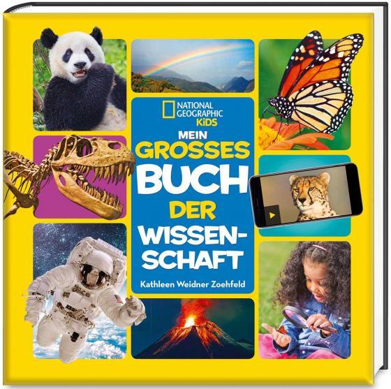 Cover-Bild Mein großes Buch der Wissenschaft - National Geographic KiDS