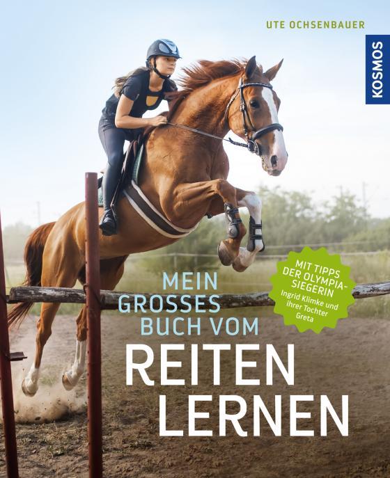Cover-Bild Mein großes Buch vom Reiten lernen
