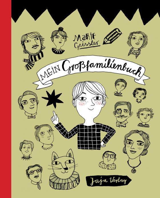 Cover-Bild Mein Großfamilienbuch