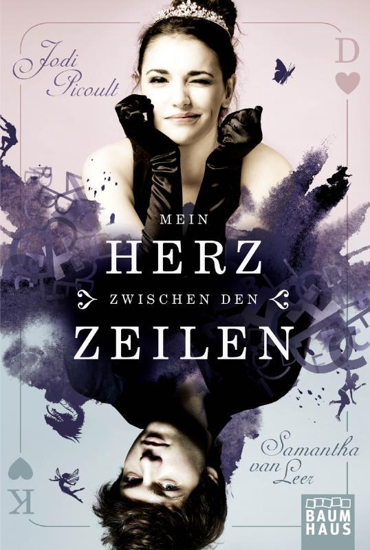 Cover-Bild Mein Herz zwischen den Zeilen