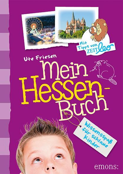 Cover-Bild Mein Hessen-Buch
