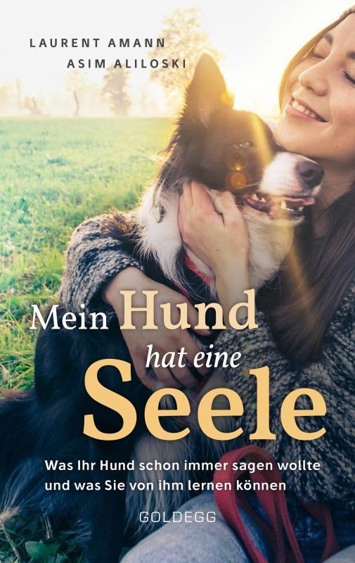 Cover-Bild Mein Hund hat eine Seele