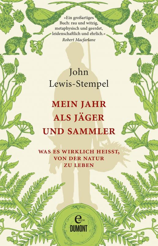 Cover-Bild Mein Jahr als Jäger und Sammler