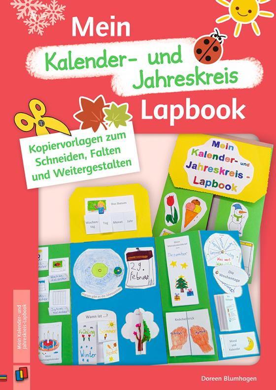 Cover-Bild Mein Kalender– und Jahreskreis–Lapbook
